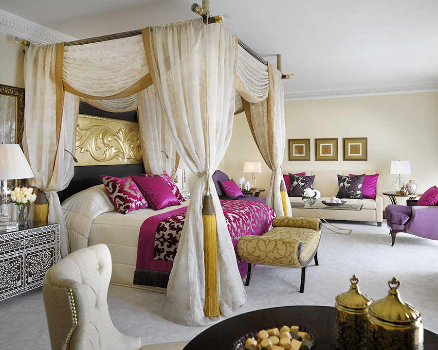 Hotell Dubai Residence & Spa at One&Only Royal Mirage Dubai